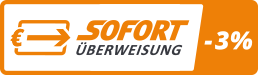 SOFORT Überweisung (Klarna)  Logo