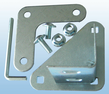 S11 Schraubregal - inkl. Befestigungsmaterial und Stahl-Fuß
