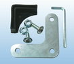 S30 Doppel-/Schraubregal - inkl. Befestigungsmaterial und PVC Fuß