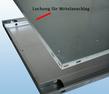 S30 Doppel-/Schraubregal - Fachboden-Kantenhöhe 25 mm