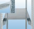 S40 Doppel-/Steckregal - von allen Seiten bedienbar durch Längsriegel