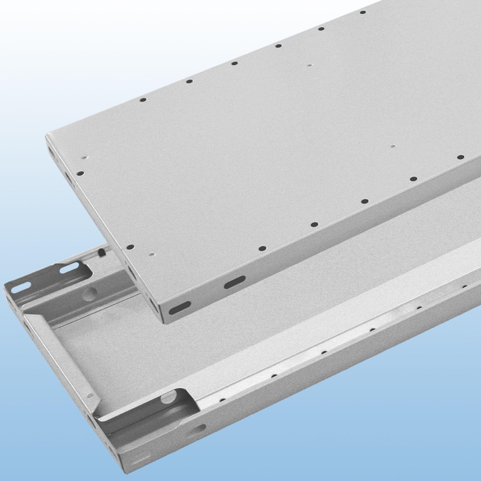 Zusatzfachböden S20 RAL 7035 lichtgrau