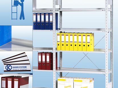 S40 Wand-/Steckregal - rasch lieferbar
