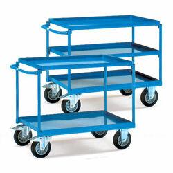 Tischwagen mit Wanne