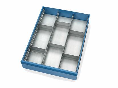 Schubladen-Einteilungs-Set, F2148