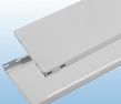 S30 Wand-/Schraubregal - Fachboden-Kantenhöhe 25 mm